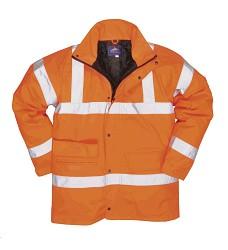 Reflexní bunda TRAFFIC RT30 oranžová