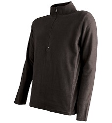 Rolák fleece JACKIE H2091 pánský, černý
