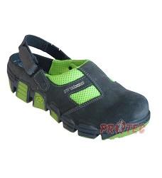 Sandál NAJA 01 S14491 Prabos, broušená useň, rolovací podešev