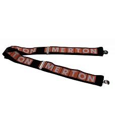 Kšandy EMERTON, velikost UNI, šíře 5cm, kovové přezky