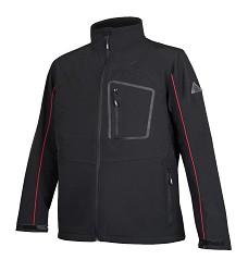 Pánská bunda ARON H2118 softshellová, 8000mm/1000mm prodyšnost