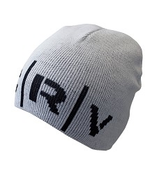 Čepice oboustranná CROKER,100% akryl, sportovní, černá/bílá, CRV
