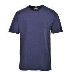 B120 thermo triko s krátkým rukávem, navy