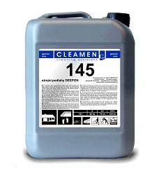 CLEAMEN 145 5l nepěnivý prostředek na strojní čištění podlah