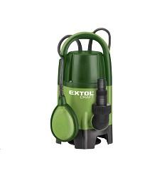 Ponorné čerpadlo  400W  8000l/hod. EXTOL Craft