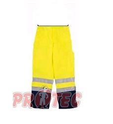 Kalhoty PATROL pas žluté