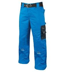 Montérkové kalhoty 4TECH 02 H9401 pánské do pasu modro-černé