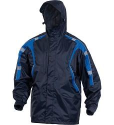 Oblek do deště LIDINGO, dvoudílný, vodotěsné švy, sítová vložka, pevná kapuce