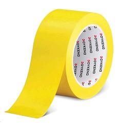 Páska na podlahy označovací ŽLUTÁ 50 mm x 33 m