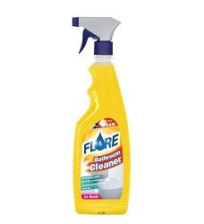 FLORE čistič na koupelny s rozprašovačem 750ml/12