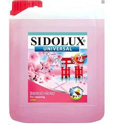SIDOLUX univerzální prostředek na podlahu Japanese cherry 5l