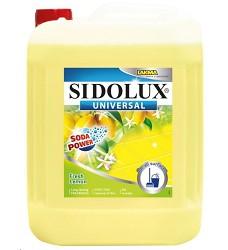 SIDOLUX univerzální prostředek na podlahu Fresh Lemon  5l