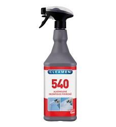 CLEAMEN 540 DEZI AP 1l/12 dezinfekční prostředek