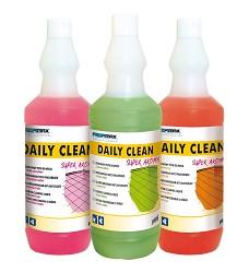 PROFIMAX daily clean super aroma 3v1 Zelené údolí 1l/6