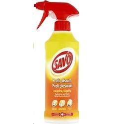 SAVO proti plísni 500ml/20 koupelna s rozprašovačem