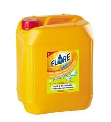 FLORE SANITA  jablko dezinfekční sanitární čistič 5l