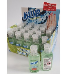 Kalyp hand sanitizer gel 50ml /25