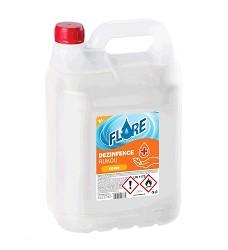 FLORE COVID 5l bezoplachová dezinfekce na ruce