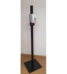 PROTEC P10 hygienický stojan pro bezoplachovou dezinfekci s 1 dávkovačem