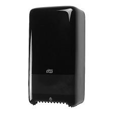 TORK 557508 zásobník na toaletní papír kompakt.černý  T6