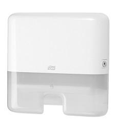 TORK 552100 zásobník na ručníky Interfold Mini bílý H2