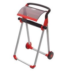 TORK 652008 stojan na podlahu na malé a velké role  /100.6x64.6x53.0cm/ červeno-černá