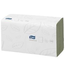 TORK 290179 ručníky papírové ZZ 2-vrstvy zelené 3750ks/kart.H3