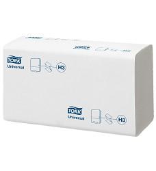 TORK 290158 ručníky papírové ZZ 1-vrstvý bílý 4500ks/kart.H3