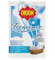 ORION kolíčky proti molům 2 kusy s vůní čistého prádla