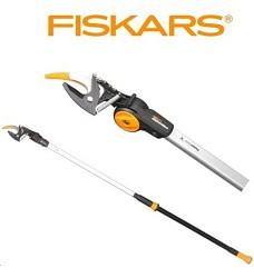 Nůžky univerzální zahradní, teleskopické do výšek FISKARS PowerGear 1023625