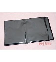 Pytel PE na suť  60x120cm černý 200my   cena za 1 kus pytle