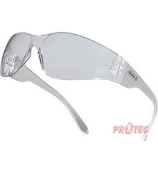 Brýle polykarbonátové  čiré BRAVA2  CLEAR, BRAV2IN