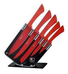 Sada nožů v bloku LOVE COLOURS DESIRE
