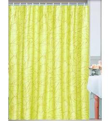Závěs vanový (sprchový) PVC 180x180cm barevný a jednobarevný