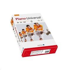 Kancelářský papír Plano Universal  A4 80g/m2  1bal.= 500 listů