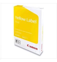 Kancelářský papír Canon Yellow Label Print  A4 80g,1bal=500 listů /5