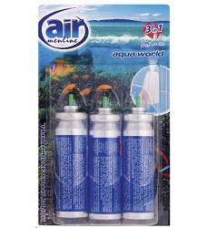 Osvěžovač vzduchu náhradní AQUA AIR MENLINE happy sprej 3x15ml /14 AQUA