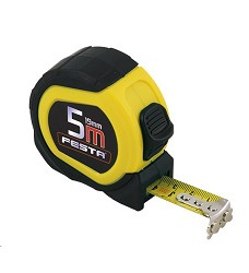 Metr svinovací Magnetic 10m/25mm guma