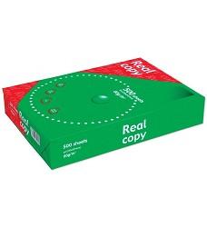 Kancelářský papír REAL COPY  A4 80g,1bal=500 listů /5