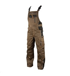 Montérkové kalhoty VISION H9111 laclové tarmac