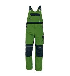 Montérkové kalhoty STANMORE s laclem zelené