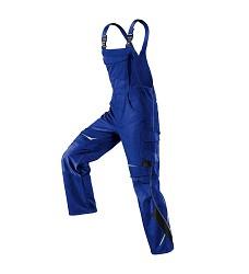 Montérkové kalhoty KÜBLER laclové modré 80854