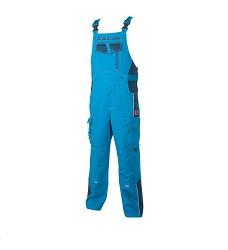 Montérkové kalhoty VISION H9164  laclové 183-190 cm prodloužené modré