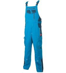 Montérkové kalhoty VISION H9167 laclové modré 170 cm