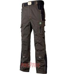 Montérkové kalhoty VISION H9110 pasové Tarmac khaki
