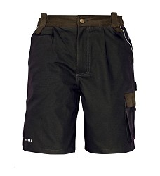 Kalhoty pánské krátké STANMORE, 100% bavlna, 275g/m2, hnědé