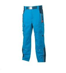 Montérkové kalhoty pasové VISION H9166 170-175 cm modré
