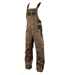 Montérkové kalhoty laclové VISION H9147 dámské tarmac