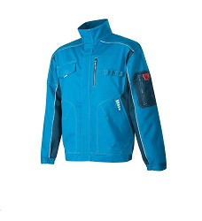 Montérková bunda VISION H9159 modrá