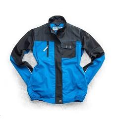 Montérková bunda 4TECH 01 164-172 cm  dámská modro-černá